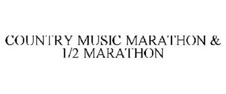COUNTRY MUSIC MARATHON & 1/2 MARATHON