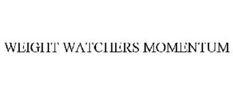 WEIGHT WATCHERS MOMENTUM