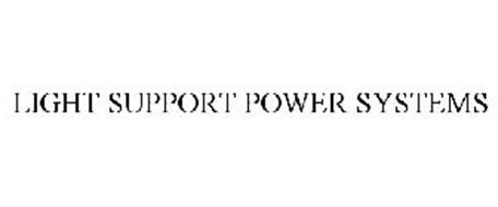 LIGHT SUPPORT POWER SYSTEMS