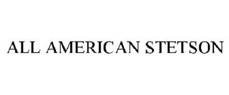 ALL AMERICAN STETSON