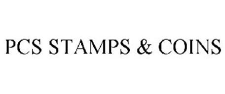 PCS STAMPS & COINS