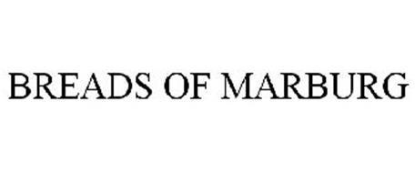 BREADS OF MARBURG
