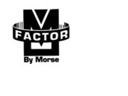 M FACTOR BY MORSE