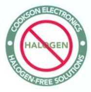 COOKSON ELECTRONICS · HALOGEN HALOGEN-FREE SOLUTIONS ·