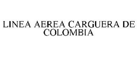LINEA AEREA CARGUERA DE COLOMBIA