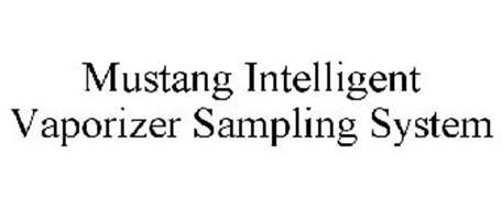 MUSTANG INTELLIGENT VAPORIZER SAMPLING SYSTEM