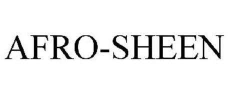 AFRO-SHEEN