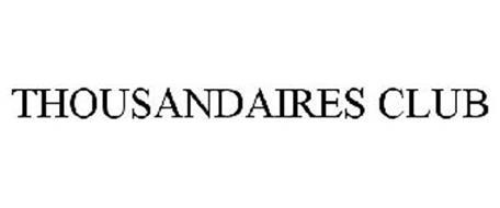 THOUSANDAIRES CLUB