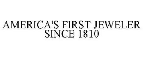 AMERICA'S FIRST JEWELER SINCE 1810
