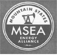 MOUNTAIN STATES ENERGY ALLIANCE MSEA