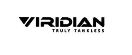 VIRIDIAN TRULY TANKLESS