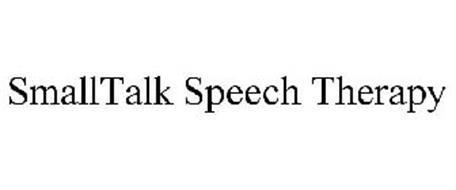 SMALLTALK SPEECH THERAPY