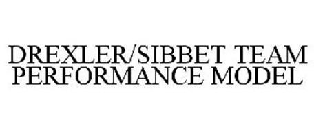 DREXLER/SIBBET TEAM PERFORMANCE MODEL
