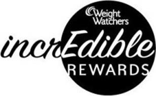 WEIGHT WATCHERS INCREDIBLE REWARDS