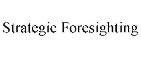 STRATEGIC FORESIGHTING