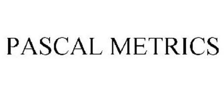 PASCAL METRICS