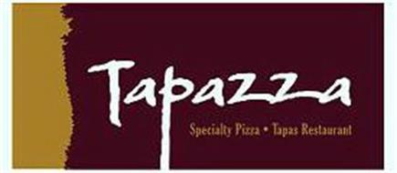TAPAZZA SPECIALTY PIZZA · TAPAS RESTAURANT