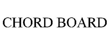 CHORD BOARD