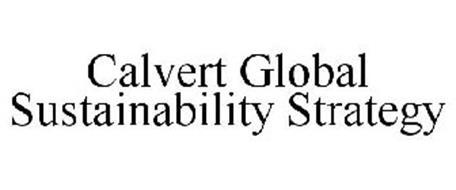 CALVERT GLOBAL SUSTAINABILITY STRATEGY