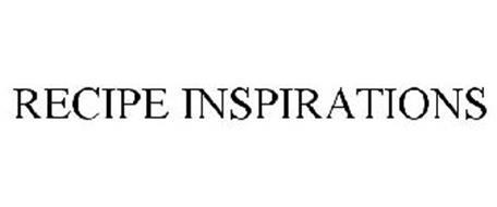 RECIPE INSPIRATIONS