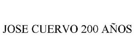 JOSE CUERVO 200 AÑOS