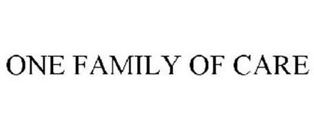ONE FAMILY OF CARE