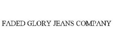 FADED GLORY JEANS COMPANY