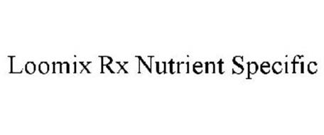 LOOMIX RX NUTRIENT SPECIFIC
