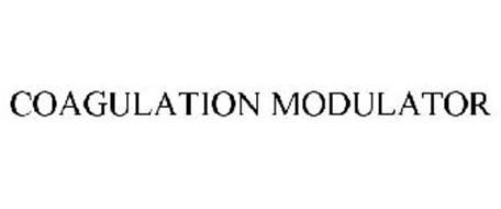 COAGULATION MODULATOR