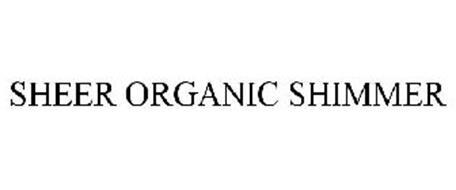 SHEER ORGANIC SHIMMER