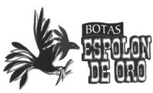 BOTAS ESPOLON DE ORO