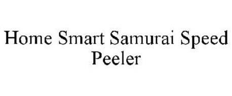 HOME SMART SAMURAI SPEED PEELER