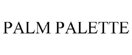 PALM PALETTE