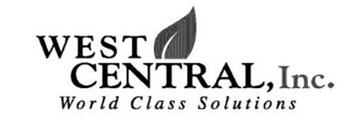 WEST CENTRAL, INC. WORLD CLASS SOLUTIONS