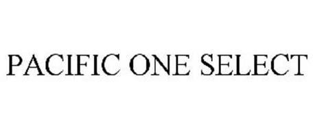 PACIFIC ONE SELECT
