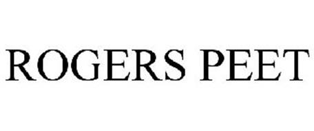 ROGERS PEET