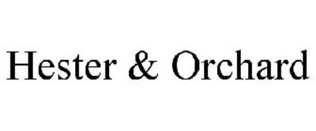 HESTER & ORCHARD