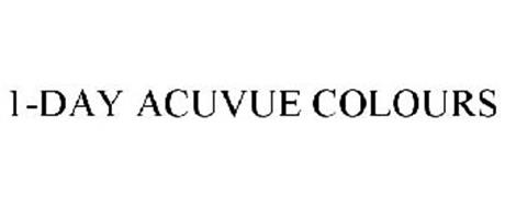 1-DAY ACUVUE COLOURS