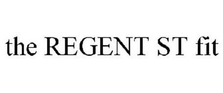 THE REGENT ST FIT