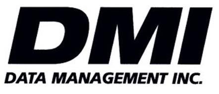 DMI DATA MANAGEMENT INC.
