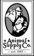 ANIMAL SUPPLY CO. EST. 1987