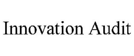 INNOVATION AUDIT