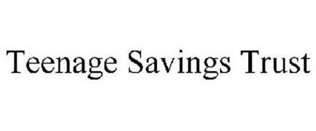 TEENAGE SAVINGS TRUST