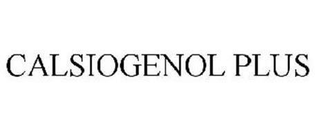 CALSIOGENOL PLUS