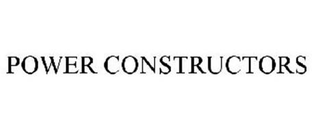 POWER CONSTRUCTORS