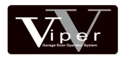 V VIPER GARAGE DOOR OPERATOR SYSTEM