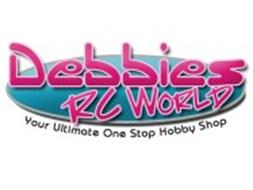 DEBBIE'S RC WORLD YOUR ULTIMATE ONE STOP HOBBY SHOP