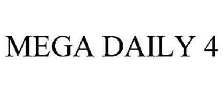 MEGA DAILY 4