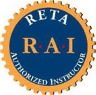 RETA RAI AUTHORIZED INSTRUCTOR