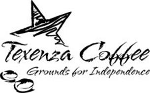 TEXENZA COFFEE GROUNDS FOR INDEPENDENCE